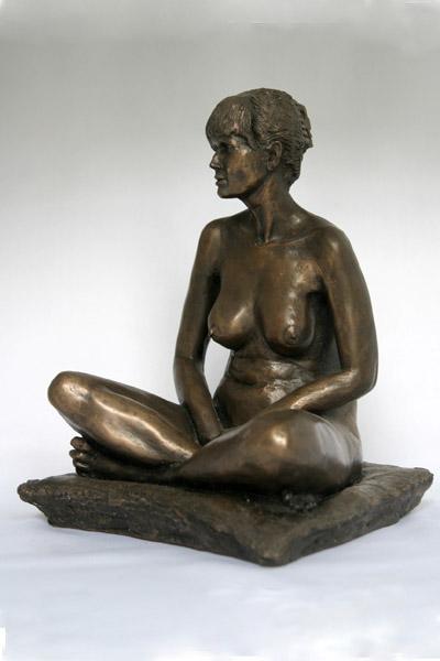 sitting figure 1